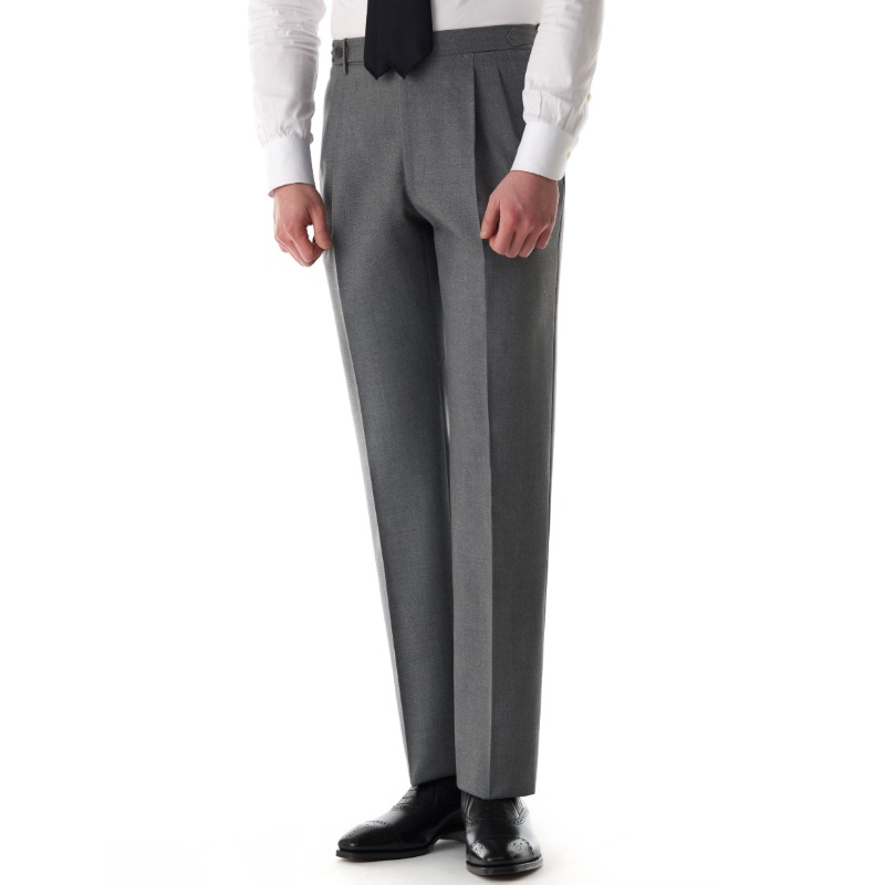 ROTA PANTALONI DI SARTORIA X LIGHT GREY