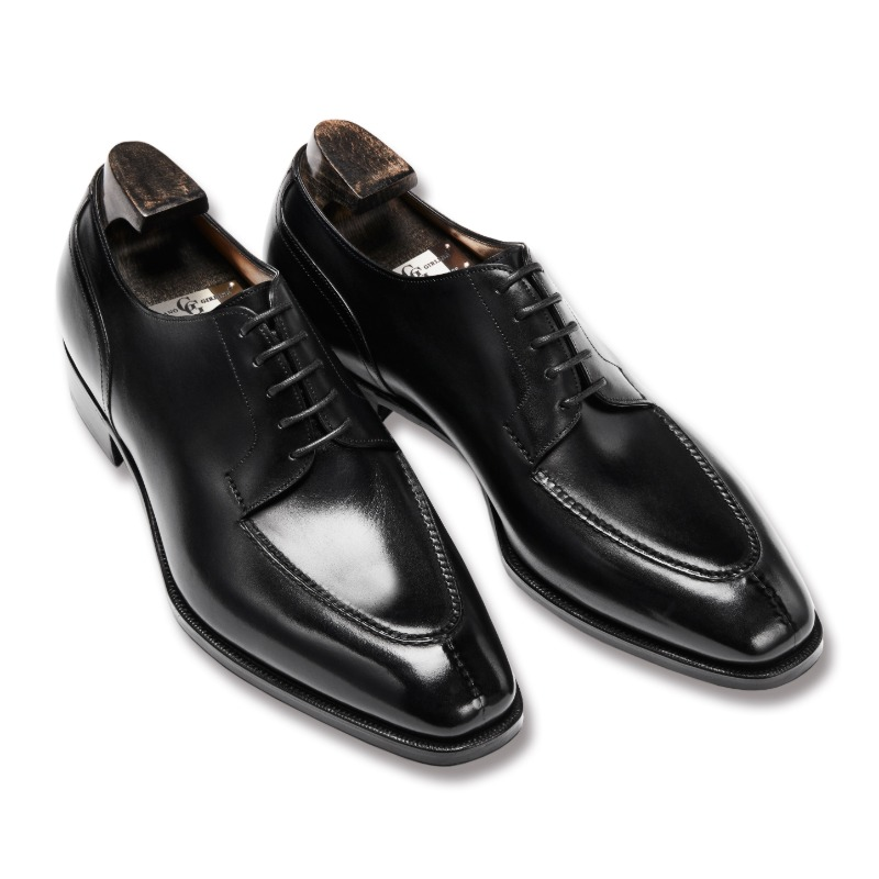 GAZIANO & GIRLING STAMFORD BLACK CALF MH71 LAST