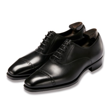 GAZIANO & GIRLING CAMBRIDGE BLACK CALF MH71 LAST