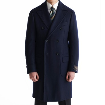 ANDREA SEOUL BLACK LABEL X RING JACKET (블랙라벨 등급) LIMITED EDITION POLO COAT X ITALY, VITALE BARBERIS CANONICO DARK NAVY
